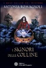La copertina de I signori delle Colline, secondo romanzo sulle Terre