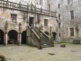 Chillingham Castle fantasmi castelli infestati