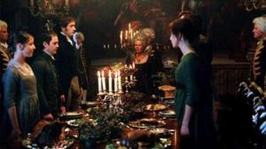 cucina regency a tavola con darcy