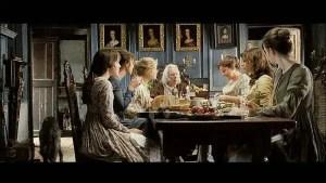 tavola regency, pasti regency