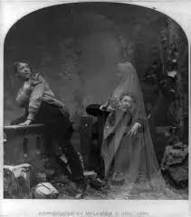 fantasmi in epoca vittoriana