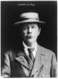 Sir Conan Doyle