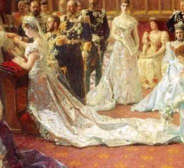 Princess Mary of Teck wedding dress 1893
