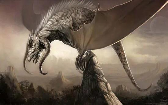 La Guardiana dei Draghi e il Cristallo di Lunus