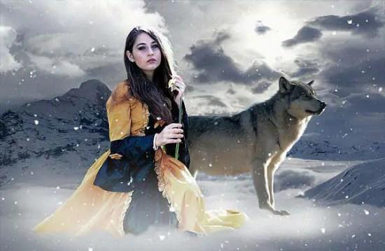 matilde cuore di lupo