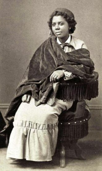 Mary Edmonia Lewis l'arte dimenticata di una grande donna