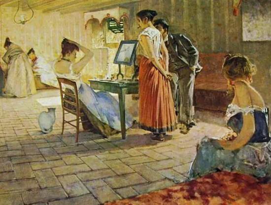 macchiaioli pittura italiana romantica