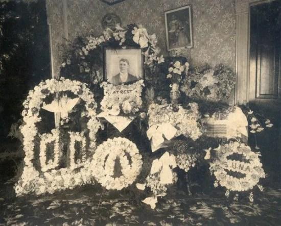 funerale in epoca vittoriana