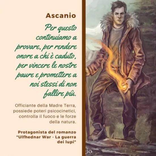 La guerra dei lupi di Alessio Del Debbio