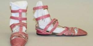 Shoes E. Pattison British 1800–1850 Met 2001.576ab