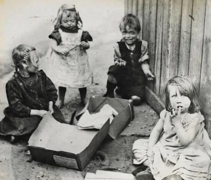 bambini vittoriani