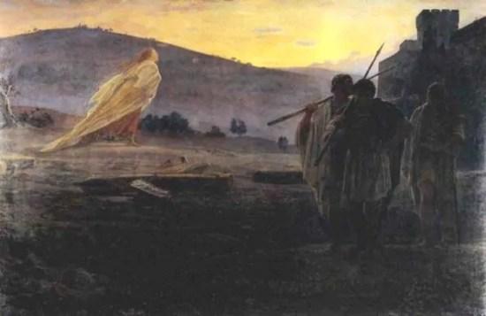 Nikolay Gay, Harbingers of the Resurrection