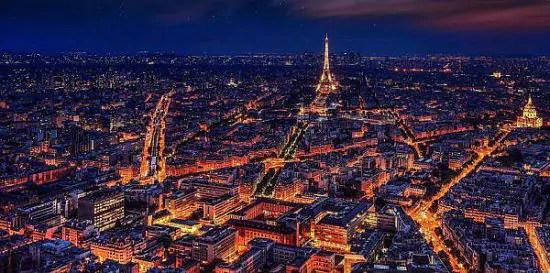 parigi città romance