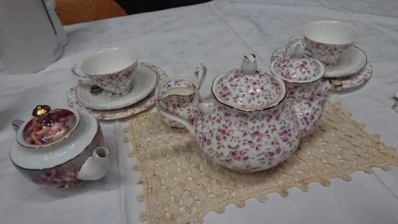un tè con jane austen