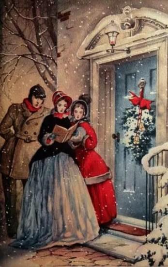 A Christmas Carol – i canti di Natale in epoca vittoriana