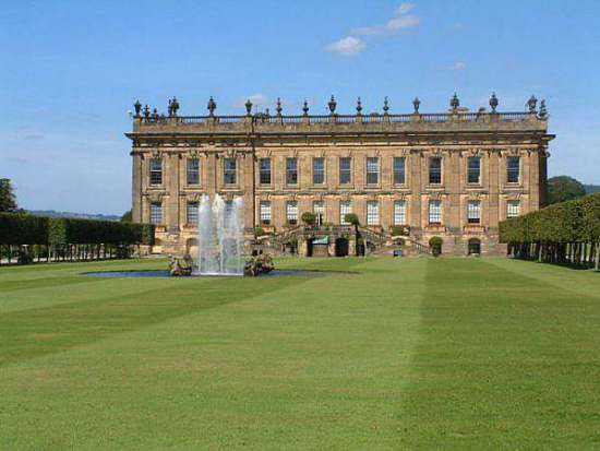 Pemberley - Jane Austen Orgoglio e pregiudizio