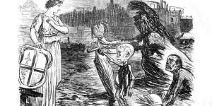 La grande puzza di Londra del 1858