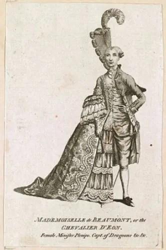 Chevalier d'Éon