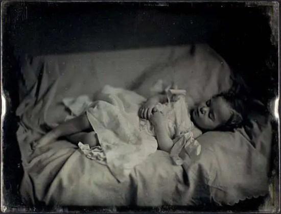 i bambini e la morte in epoca vittoriana