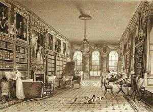 Librerie e biblioteche Regency