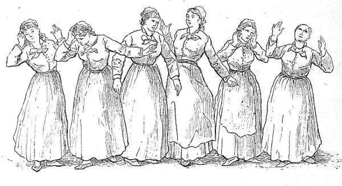 isteria e le donne nel 1800