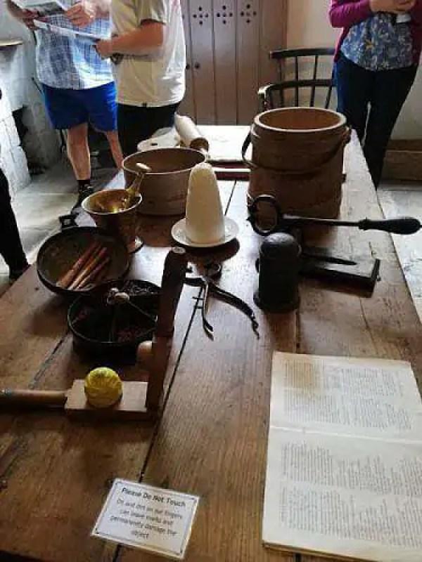 le preparazioni alimentari in epoca Regency