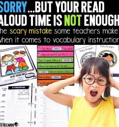 Vocabulary Strategies [ 985 x 985 Pixel ]