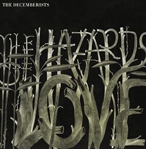 Album cover The Decembrists The Hazards of Love