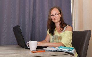 Miss Dude Blogging