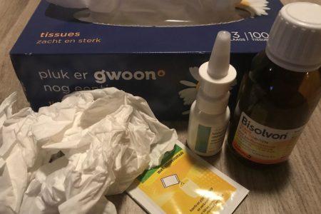 de griep