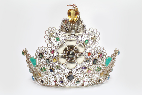 The Miss Earth Crown