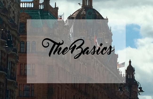 londonlifelessonsbasics