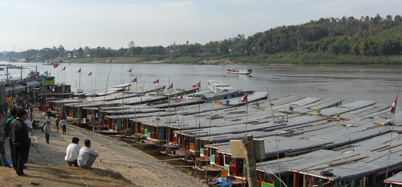 Port at Huay Xia
