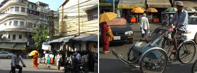 Around Phnom Penh