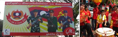 Around Vientiane
