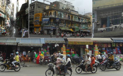 Cholon, Chinatown, Ho Chi Minh City