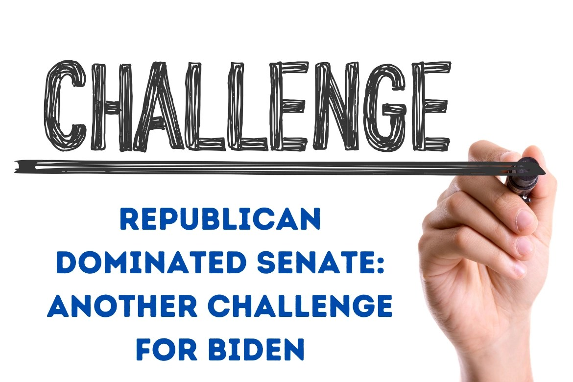 Republican dominated senate: Another challenge with a Divide in Democratic party