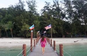 Paradise Found: Manukan Island Resort