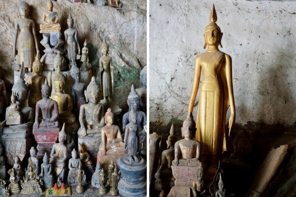 Buddha Pak Ou Cave