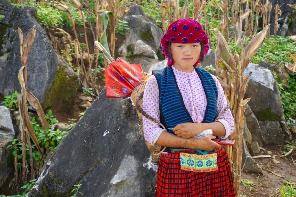 Ha Giang girl