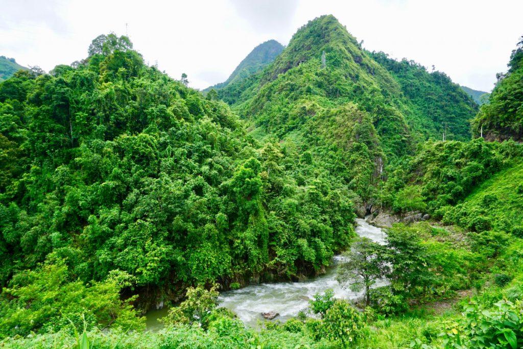 river ha giang