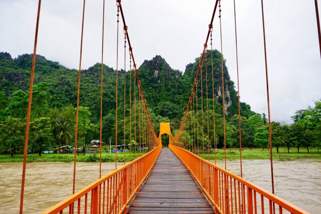 vanng vieng bridge