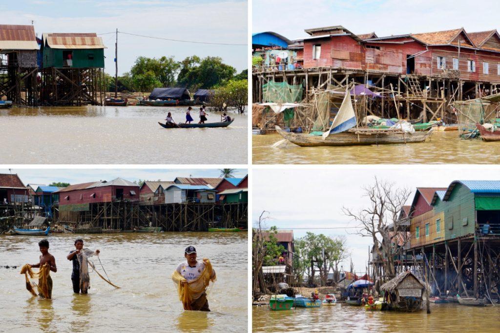 Tonle Lake