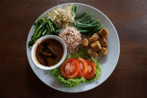 Where to Find Vegan Food in Ubud
