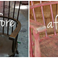 Diy Painted Windsor Chairs Eames Style Dining Chair In Milk Paint Miss Flibbertigibbet