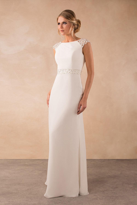 Standesamtkleider  MissGermany Dress
