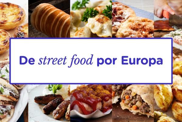 De street food por Europa