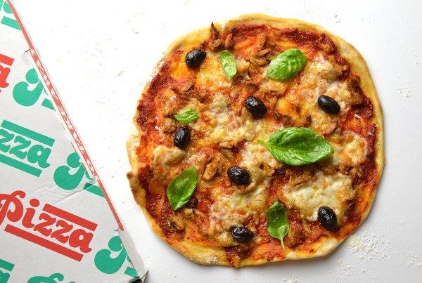 La auténtica pizza italiana