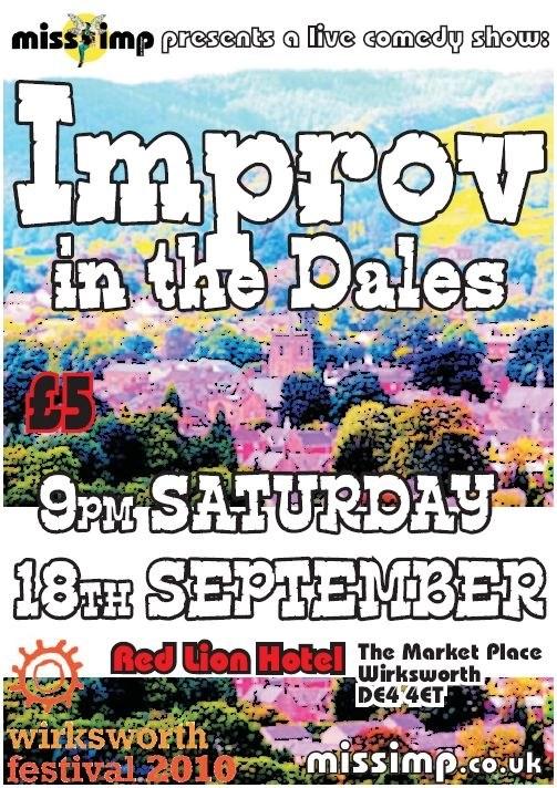 Improv in the Dales