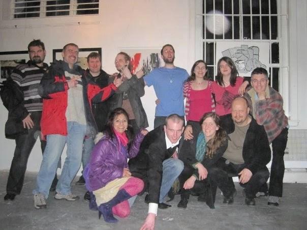 Art Org gang